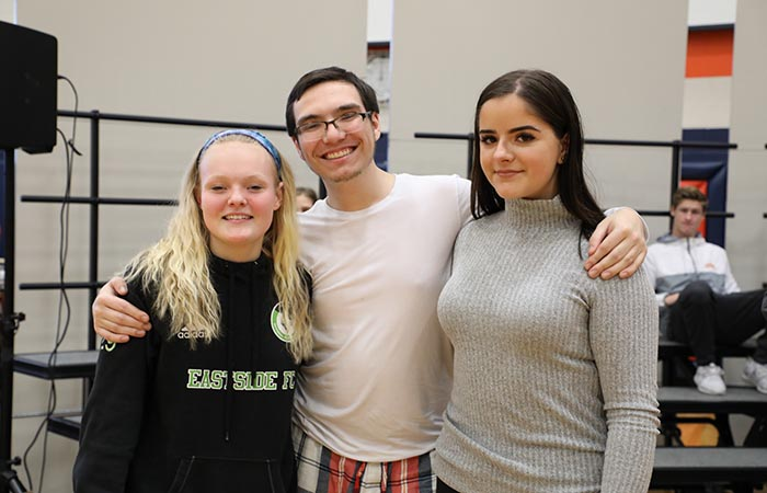 Five Students Receive WMEA Honors