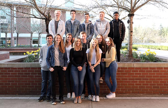 DECA Heads to Nationals