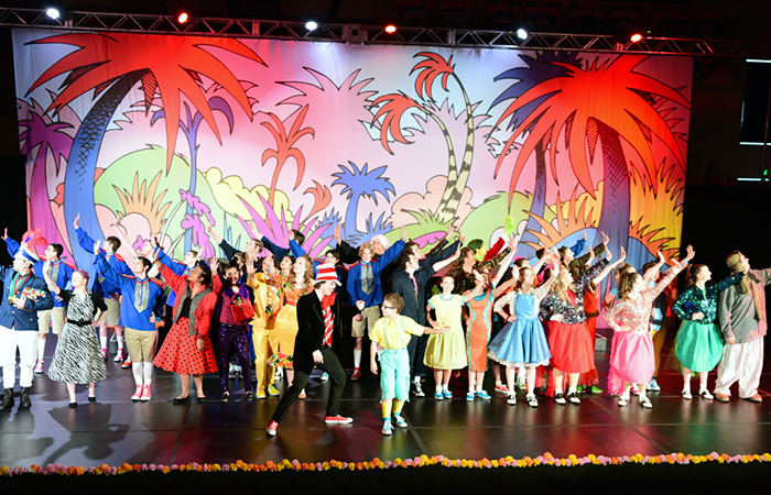 Seussical Earns Award Nominations