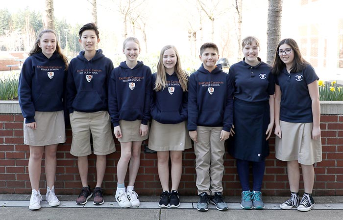Ten Middle School Students Named Semifinalists in Letters About Literature Competition