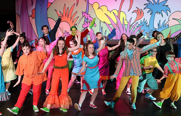EC Students Shine in Seussical the Musical