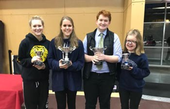 Speech and Debate Headed to Nationals