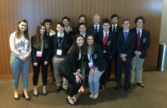 DECA Goes to State
