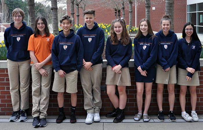 Ten Middle School Students Name Semifinalists in Letters About Literature Competition