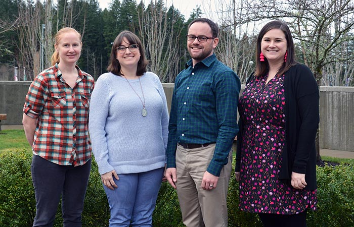Four Teachers Achieve National Board Certification