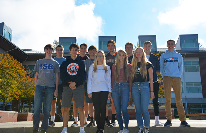 Thirteen Seniors Named National Merit Commended Students