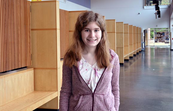 Senior Named National Merit Semifinalist