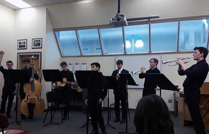 Band Students Excel in Regional Solo and Ensemble Music Contest
