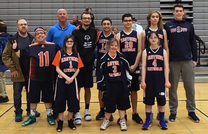 Students Excel in Special Olympics Sub-Regional Basketball Tournament