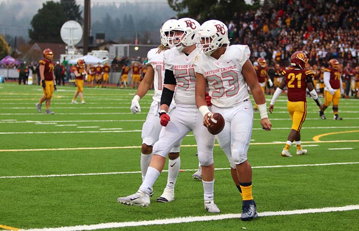 Crusaders Named to USA Today All-USA Football Teams