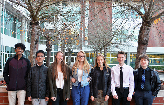 Seven Seniors Named National Merit Commended Students