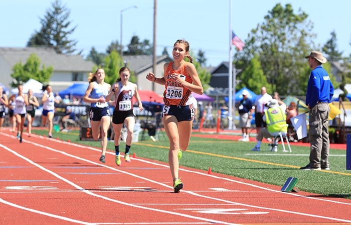 Kate Jendrezak's Quest for a Fourth 800m Title